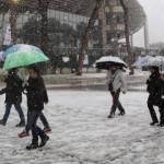 Meteo: tornano freddo, pioggia e neve sull'Italia