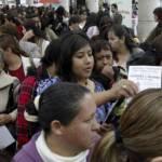 Messico, allarme disoccupazione e povertà per le giovani donne