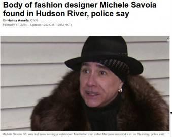 Michele Savoia (screenshot BBC online)