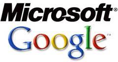 Microsoft denuncia Google per abuso di posizione dominante in rete