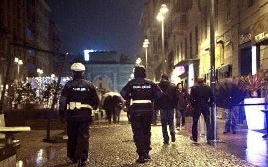 Milano, controlli fiscali: blitz in stile Cortina nei locali della movida