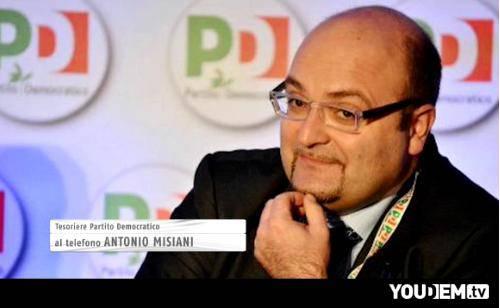 Diffamazione contro tesoriere Pd, condannato Beppe Grillo