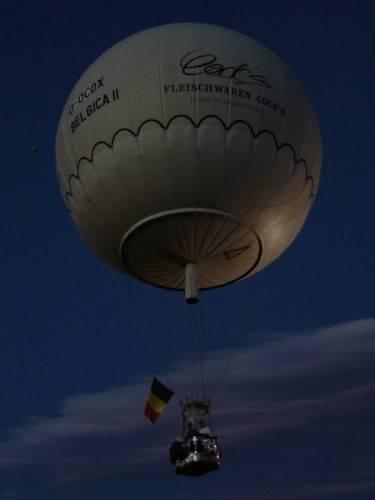 MONGOLFIERA SCOMPARSA / Gargano, partita il 25 settembre scorso non ancora segnalato l'atterraggio