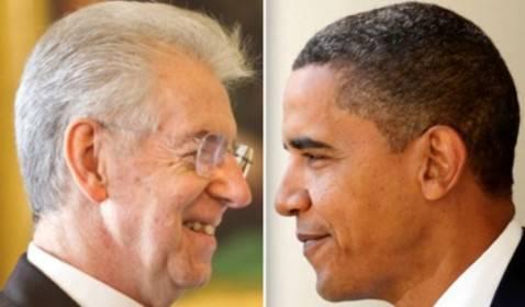 Monti visita gli USA: scatta il confronto della stampa americana con Silvio Berlusconi