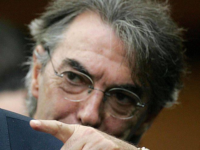 Calciopoli: Moratti infuriato su Palazzi