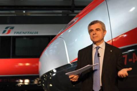 L' amministratore delegato di Finmeccanica Mauro Moretti (Getty Images)