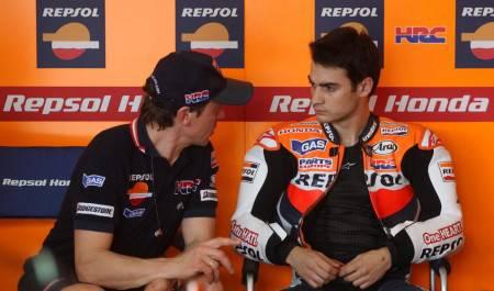 MotoGp 2011: operazione riuscita per Dani Pedrosa, Gp di Assen in forte dubbio