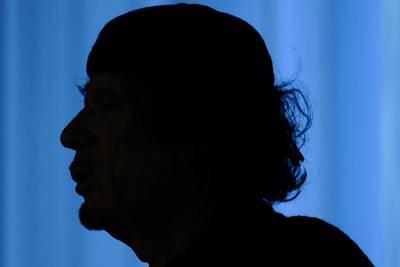 Profilo di Muammar Gheddafi