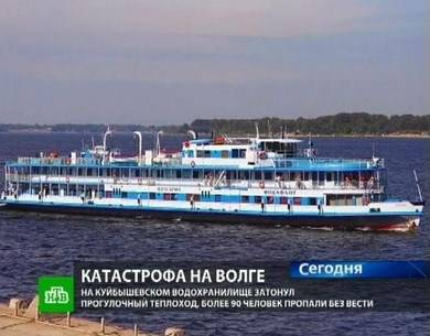 Russia: 116 morti nel naufragio del Bulgaria, molti sono bambini