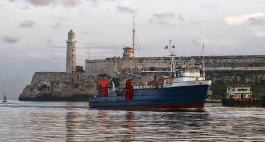 Cuba: arrivano i primi aiuti dagli Stati Uniti dopo 50 anni di embargo