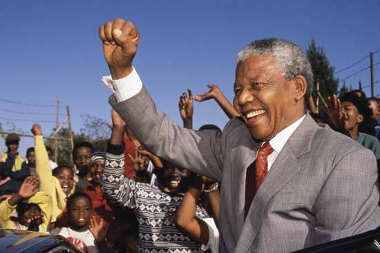 Oggi è il Nelson Mandela International Day