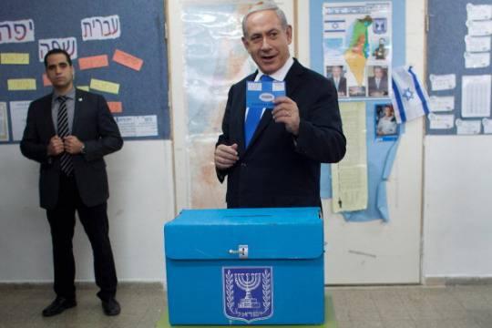 Urne aperte in Israele per le elezioni anticipate