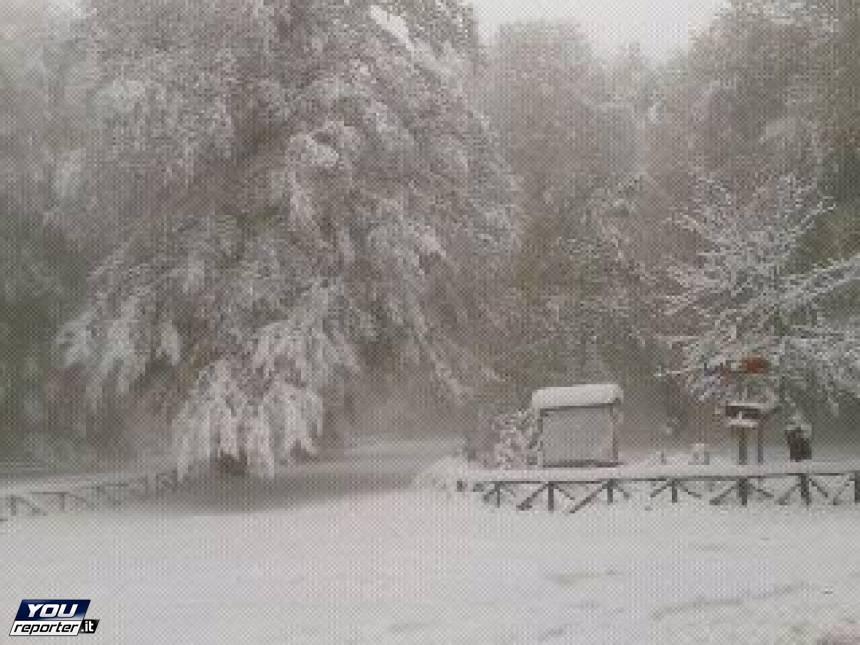 Attila: neve fino a domani sull'Adriatico e il Centro. Temperature resteranno rigide