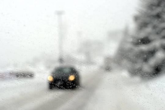 Ancora freddo invernale sull'Italia: nevica al Nord, piove al Sud