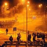 No Tav: barricata messa a fuoco sulla A32, la tensione cresce (video Youreporter)