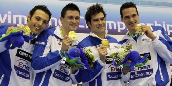 Europei in vasca corta 2011: magro bottino per l'Italia, in Polonia solo 9 medaglie