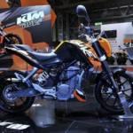 Motodays 2011: KTM anticipa le sue novità alla Fiera di Roma