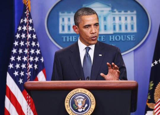 Barack Obama annuncia il ritiro delle truppe Usa dall'Iraq entro la fine del 2011
