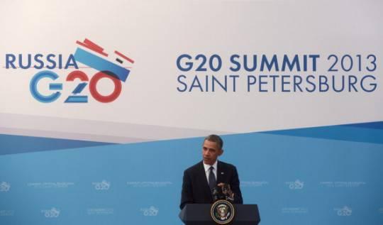 """Summit G20: allerta per ripresa economica """"debole"""" e divisioni su questione siriana"""