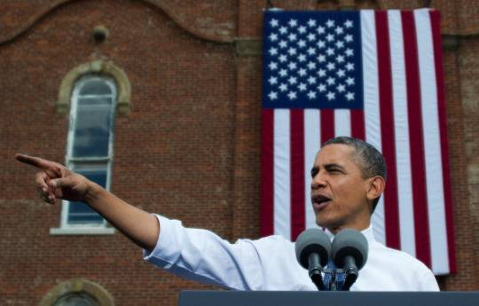 Usa 2012: Obama stacca Romney negli Stati decisivi