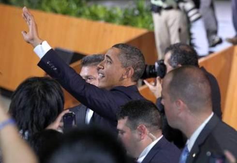 """Obama in Indonesia: """"America mai in guerra con l'Islam"""""""