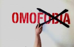 campagna anti- omofobia