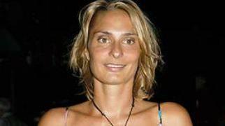 Maurizia Cacciatori è diventata mamma