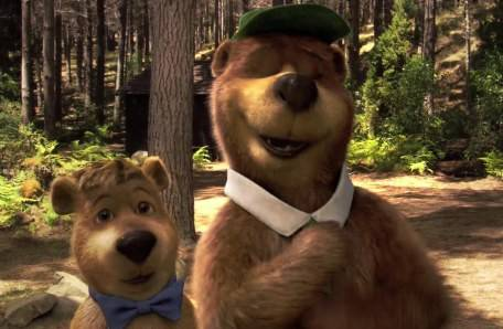 Orso yoghi 3d hanna e barbera il nuovo film sul celebre orso