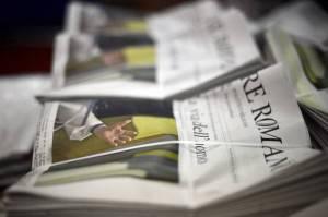 L'Osservatore Romano (GABRIEL BOUYS/AFP/Getty Images)