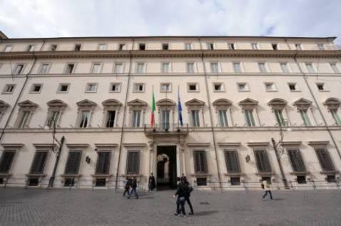 Palazzo Chigi, Roma (Getty images)