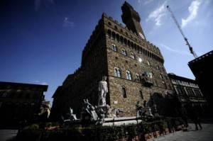 Palazzo Vecchio a Firenze ( Filippo Monteforte/Afp/Getty Images)