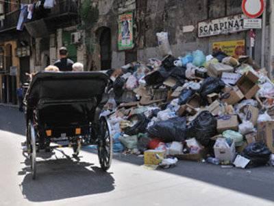 Rifiuti: è emergenza anche a Palermo