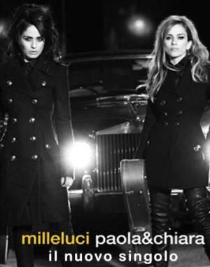 """NUOVO ALBUM DI PAOLA & CHIARA / In uscita ai primi di novembre, anticipato dal singolo """"Milleluci"""" (vedi video)"""