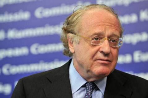 L'amministratore delegato dell'Eni Paolo Scaroni (Foto: GEORGES GOBET/AFP/Getty Images)