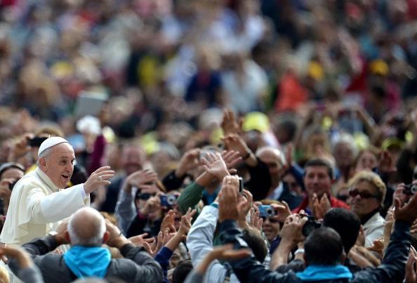 """Papa Francesco: """"Ecco perché la Chiesa è cattolica…"""""""
