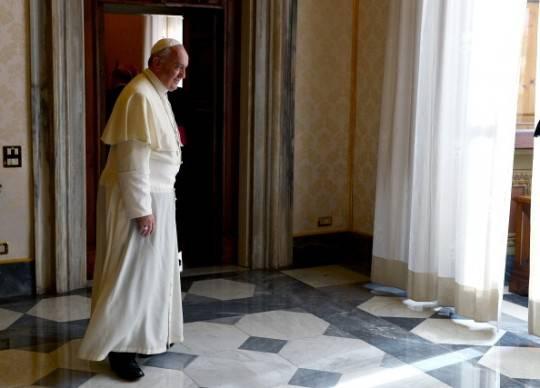 """Papa riceve delegazione comunità ebraica: """"Un cristiano non può essere antisemita"""""""