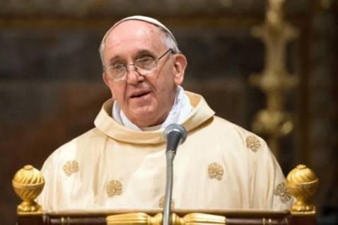 Papa Francesco (AFP/Getty Images)