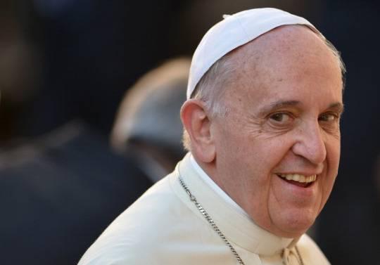 Papa Francesco (FILIPPO MONTEFORTE/AFP/Getty Images)
