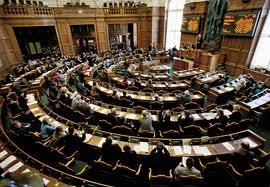 Parlamento danese 1 for Parlamento in diretta