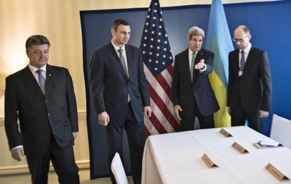 """Ucraina:  l'opposizone teme """"guerra civile"""" e chiede sostegno ai """"paesi amici"""""""