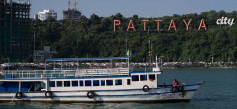 Pattaya, località balneare thailandese (Getty images)