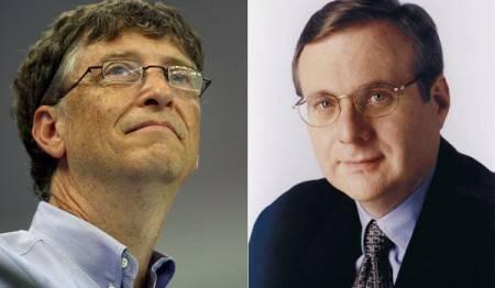 """Paul Allen, co-fondatore di Microsoft, accusa Bill Gates: """"E' un'opportunista"""""""