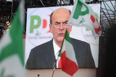 Pier Luigi Bersani (ANDREAS SOLARO/AFP/Getty Images)