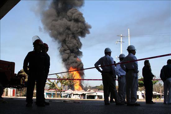 MESSICO / Esplode una raffineria, 7 i morti