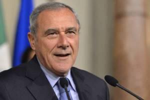 Pietro Grasso (Foto: ANDREAS SOLARO/AFP/Getty Images)