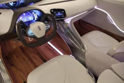 pininfarina cambiano concept foto 15 405x270 Pininfarina Cambiano: prototipo made in Italy al Salone di Ginevra 2012 (fotogallery)