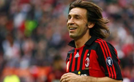 Pirlo torna titolare in Milan-Parma