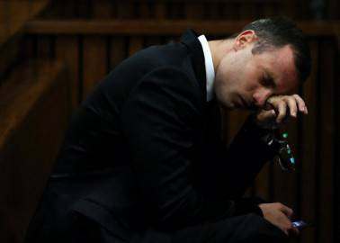 Oscar Pistorius (Getty images)