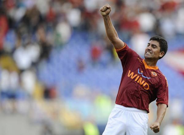 Calciomercato Roma: Pizarro sceglie il Manchester City