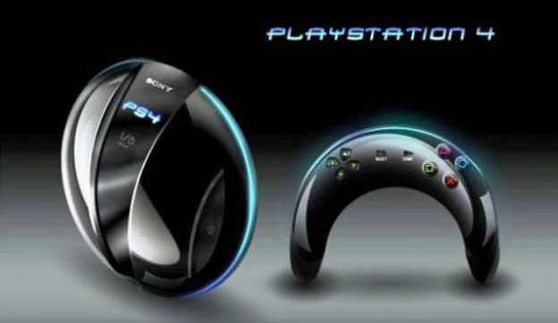 Sony: in vendita la PlayStation 4: a partire dal Natale 2013